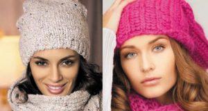Какие модные вязаные шапки будут в 2018 году