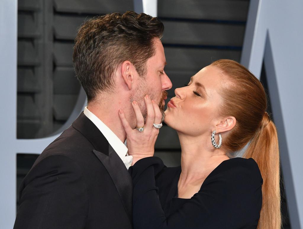 Вечеринка Vanity Fair для участников премии «Оскар»